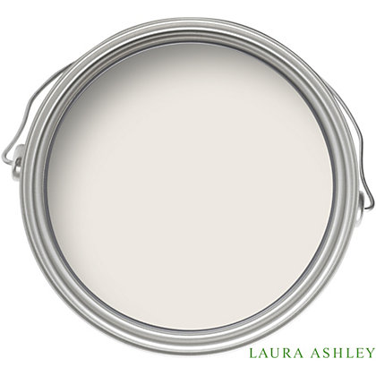 Image for Laura Ashley Pearl - Matt Emulsion Paint - 2.5L from StoreName