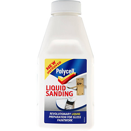 Image for POLY Liquid Sander 0.5L from StoreName