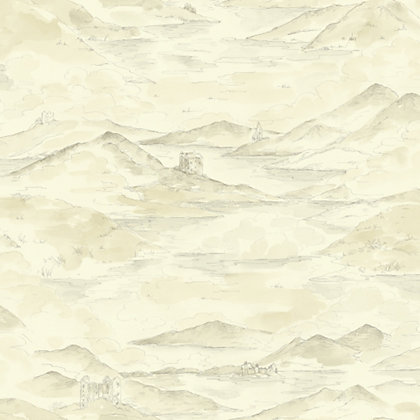 Image for Highland Wallpaper - Cream from StoreName