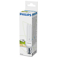 Philips Energy Saver (CFL) Stick BC 11W Bulb
