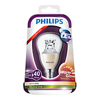 Philips LED Dimmable Mini Globe SES 5W Bulb