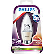 Philips LED Dimmable Candle BC 5W Bulb