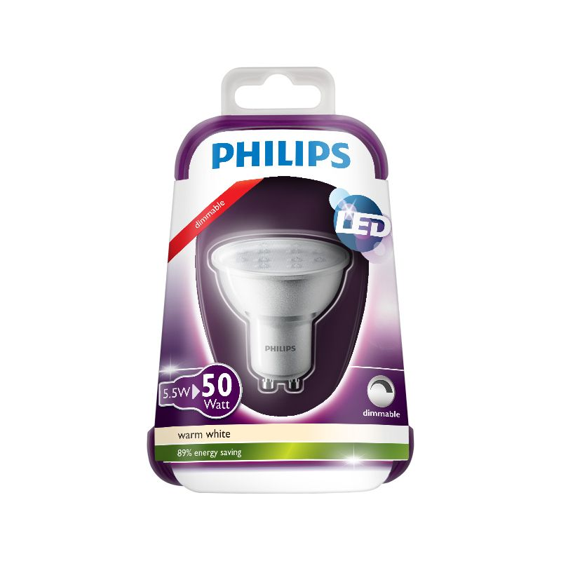 philips led gu10 5w bulb. Black Bedroom Furniture Sets. Home Design Ideas