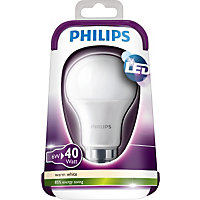 Philips LED Classic BC 6W Bulb