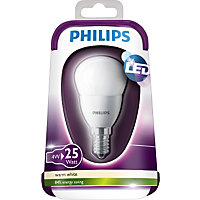 Philips LED Mini Globe SES 4W Bulb
