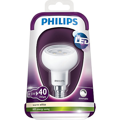 Image for Philips LED R50 5W Bulb from StoreName