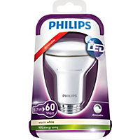 Philips Dimmable LED R63 ES 6W Light Bulb