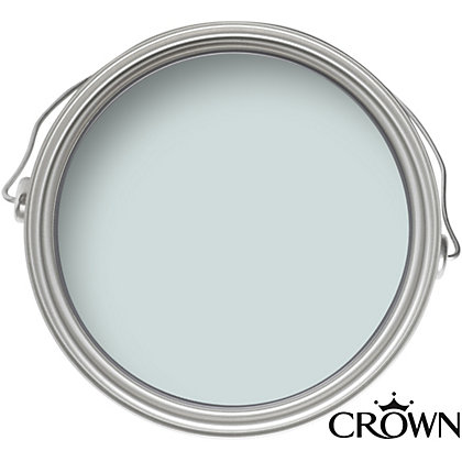 Image for Crown Period Collection Attingham Blue - Flat Matt Emulsion Paint - 40ml from StoreName