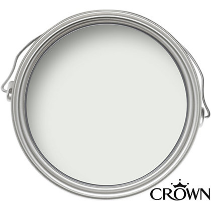 Image for Crown Period Collection Maypole White - Flat Matt Emulsion Paint - 40ml from StoreName