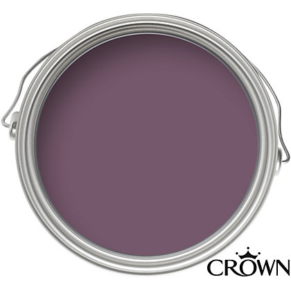 Image for Crown Period Collection Plush Parlour - Flat Matt Emulsion Paint - 40ml from StoreName