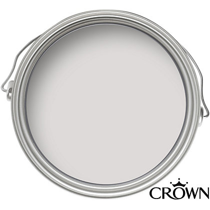 Image for Crown Period Collection Smoked Oyster - Flat Matt Emulsion Paint - 40ml from StoreName