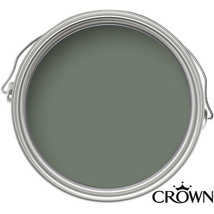 Image for Crown Period Collection Steam Engine - Flat Matt Emulsion Paint - 40ml from StoreName