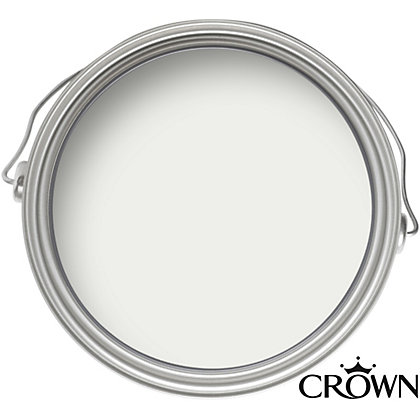 Image for Crown Period Collection White Glove - Flat Matt Emulsion Paint - 40ml from StoreName