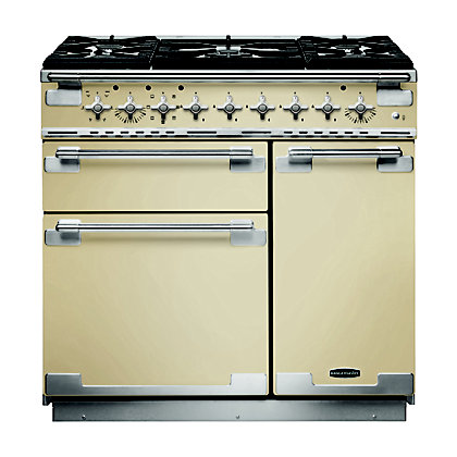 Image for Rangemaster 108440 Elise 90cm Dual Fuel Range Cooker - Cream from StoreName