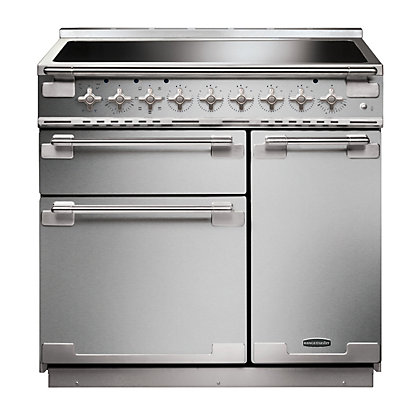 Image for Rangemaster 107860 Elise 90cm Range Cooker - Stainless Steel from StoreName