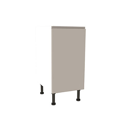 Image for Simply Hygena Kensal Cashmere High Line Base Unit - 400mm from StoreName