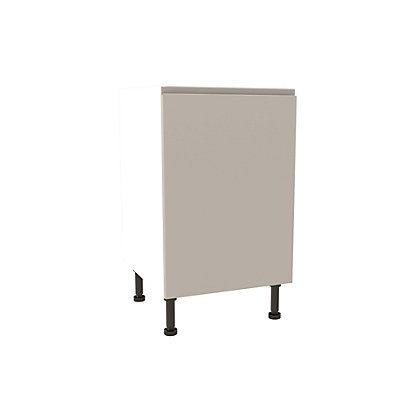 Image for Simply Hygena Kensal Cashmere High Line Base Unit - 600mm from StoreName