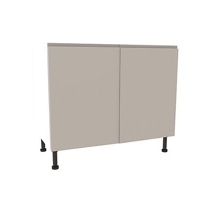 Image for Simply Hygena Kensal Cashmere High Line Base Unit - 1000mm from StoreName