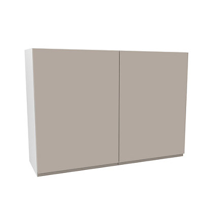 Image for Simply Hygena Kensal Cashmere Wall Cabinet - 1000mm from StoreName