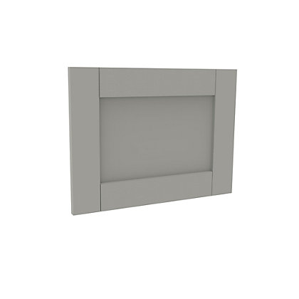 Image for Simply Hygena Southfield Grey Integrated Extractor Door - 597 x 445mm from StoreName