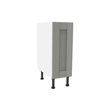 Image for Simply Hygena Southfield Grey High Line Base Unit - 300mm from StoreName
