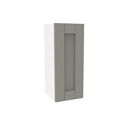 Image for Simply Hygena Southfield Grey Wall Cabinet - 300mm from StoreName