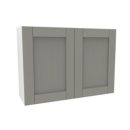 Image for Simply Hygena Southfield Grey Wall Cabinet - 1000mm from StoreName