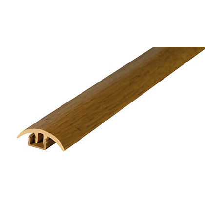 Image for Home of Style Variable Height Dark Oak Threshold - 1800mm from StoreName