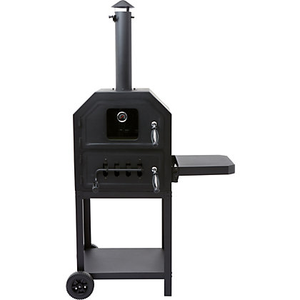 Image for Louisiana Charcoal BBQ & Pizza Oven from StoreName