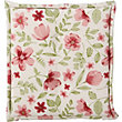 Country Floral Garden Seat Pad - Pack of 2