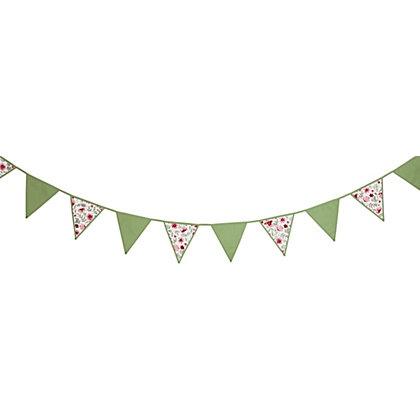 Image for Country Floral Bunting from StoreName