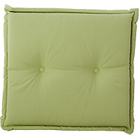 Seat Cushion -  Green (Pack of 2)