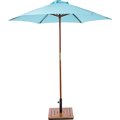 Image for Modern Simplicity Wooden Parasol - 2M from StoreName