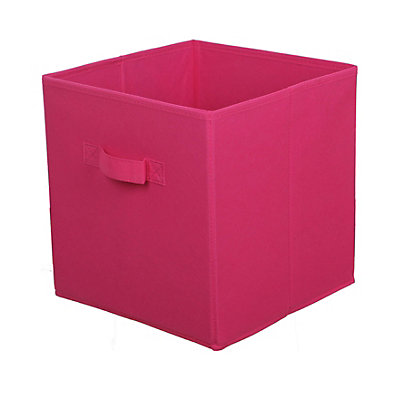 Image for Non-Woven Storage Box - Pink from StoreName