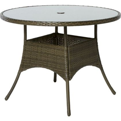 Splendid Mali Round  Seater Rattan Garden Table With Interesting Nickerson Gardens Besides Ease Garden Furthermore Garden Rail Forum With Delectable Rattan Garden Furniture Sets Also Mb Garden Buildings In Addition Garden Shed Lighting Ideas And Garden Centres Herefordshire As Well As Create Your Own Garden Game Additionally Garden Centre Cwmbran From Homebasecouk With   Interesting Mali Round  Seater Rattan Garden Table With Delectable Nickerson Gardens Besides Ease Garden Furthermore Garden Rail Forum And Splendid Rattan Garden Furniture Sets Also Mb Garden Buildings In Addition Garden Shed Lighting Ideas From Homebasecouk