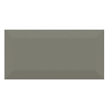 Image for Mini Metro Tile - Graphite  - 150 x 75mm - 44 pack from StoreName