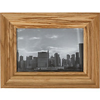 Oak Photo Frame 4 x 6in