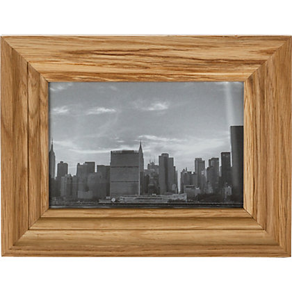 Image for Oak Photo Frame 4 x 6in from StoreName