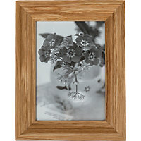 Oak Photo Frame 5 x 7in