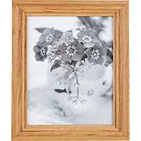 Oak Photo Frame 8 x 10in