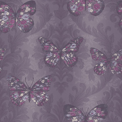 Image for Midsummer Plum Wallpaper from StoreName
