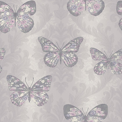 Image for Midsummer Heather Wallpaper from StoreName
