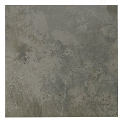 Image for Florence Wall & Floor Tile Flint - 498 x 498mm - 4 pack from StoreName