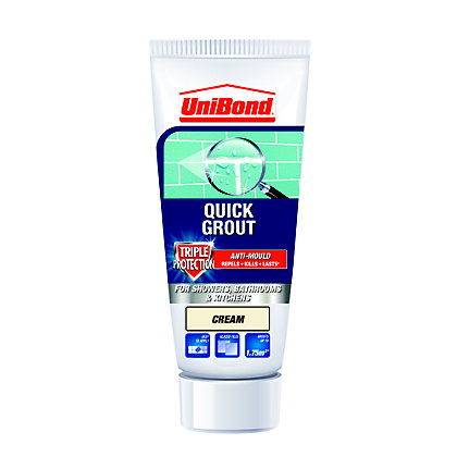 Image for Unibond Quick Grout - Cream from StoreName