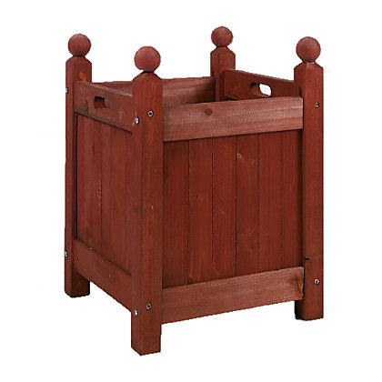 Image for Country Planter - Raspberry from StoreName