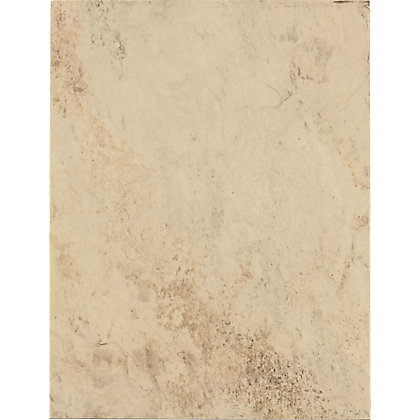 Image for Cappuccino Marble Effect Ceramic Wall & Floor Tile - 10 pack from StoreName