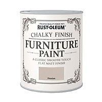 Rust-Oleum Chalky Furniture Paint Hessian 125ml