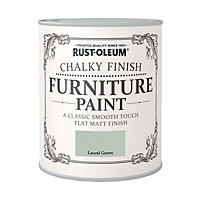 Rust-Oleum Chalky Furniture Paint Laurel Green 125ml