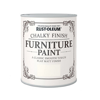 Image for Rust-Oleum Chalky Furniture Paint Antique White 2.5L from StoreName