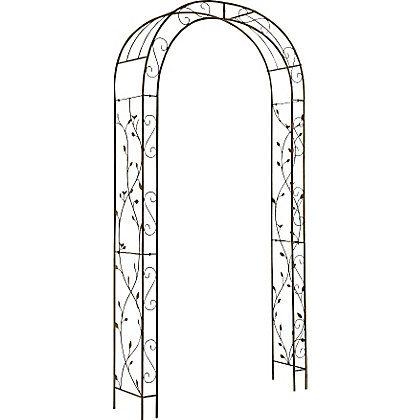 Image for Metal Nature Arch from StoreName